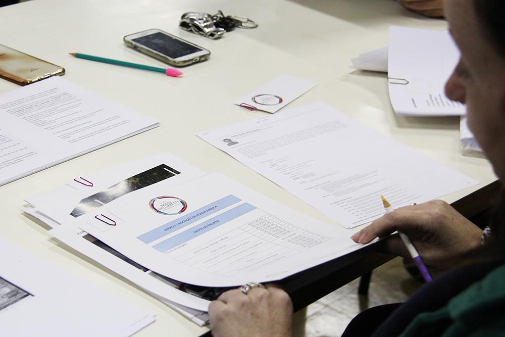 Comissão vai fazer analisar e pontuar os projetos inscritos no edital que segue aberto até 23 de outubro