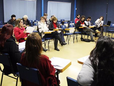 Oficina de projetos culturais prepara proponentes para o Prêmio Nodgi Pellizzetti