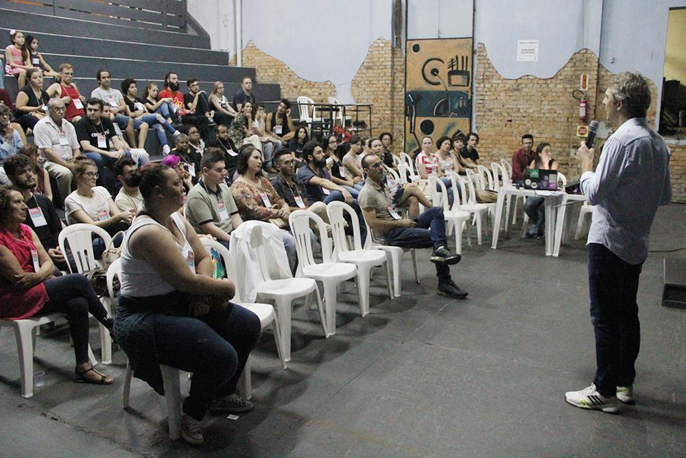 Conselho Municipal de Política Cultural de Rio do Sul mobilizou artistas, produtores, estudantes e professores da região