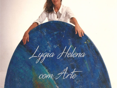 """Lançamento do livro """"Lygia Helena com Arte"""""""