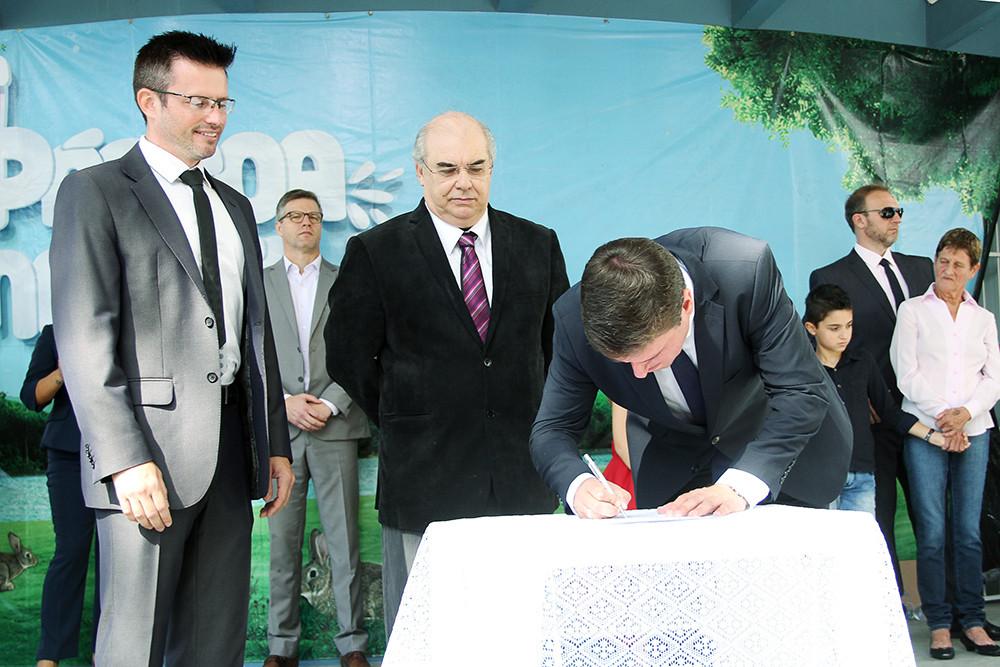 Decreto que fixa o valor foi assinado dia 15 de abril, aniversário de Rio do Sul