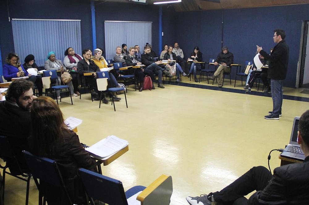 Oficina orienta proponentes de Prêmio Nodgi Pellizzetti