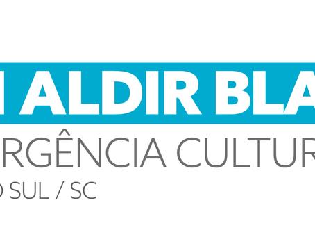 Lei Aldir Blanc em Rio do Sul: lista final dos homologados para receber subsídio do inciso II