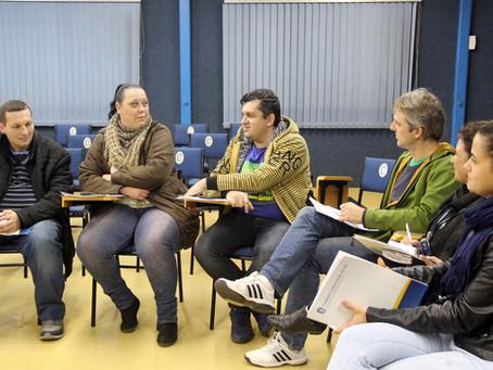 Reunião da nova diretoria do Conselho Municipal de Política Cultural