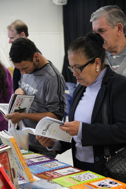 Feira do Livro 2015 - 8 de setembro