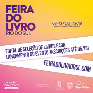 Fundação Cultural de Rio do Sul prepara evento que será de 8 a 13 de outubro, no Parque Universitário Unidavi
