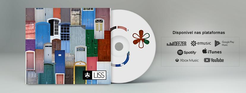 Gravação e prensagem do CD LISS