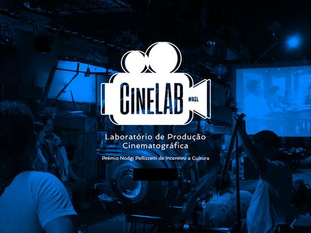 Projeto CineLAB_rsl promove formação em Rio do Sul