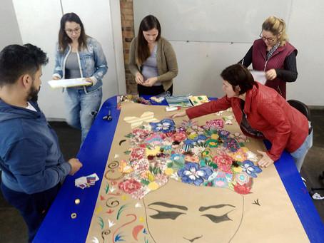 Projeto Arte por Toda Parte oferece formação para educadores