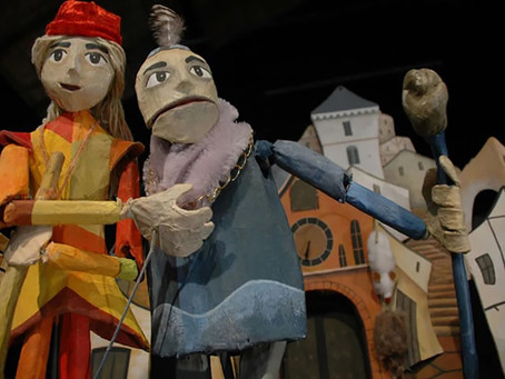 Espetáculo O Flautista de Hamelin chega ao bairro Bela Aliança neste domingo (24/11)