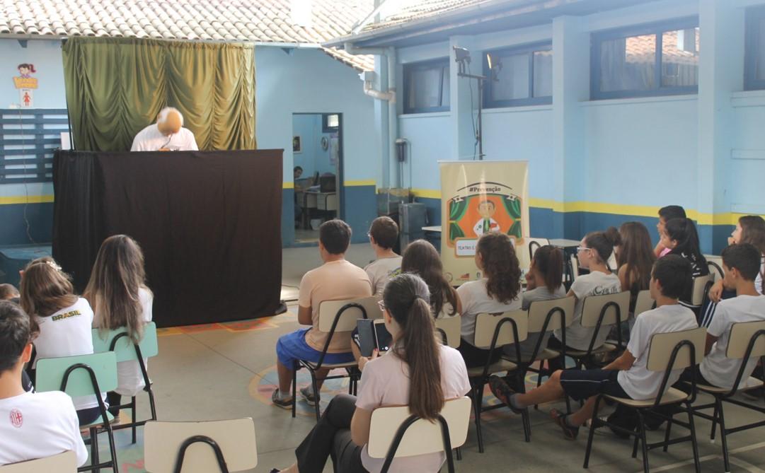 Teatro e Saúde na Comunidade