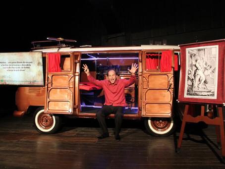 Fundação Cultural de Rio do Sul recebe espetáculo V. a história dela