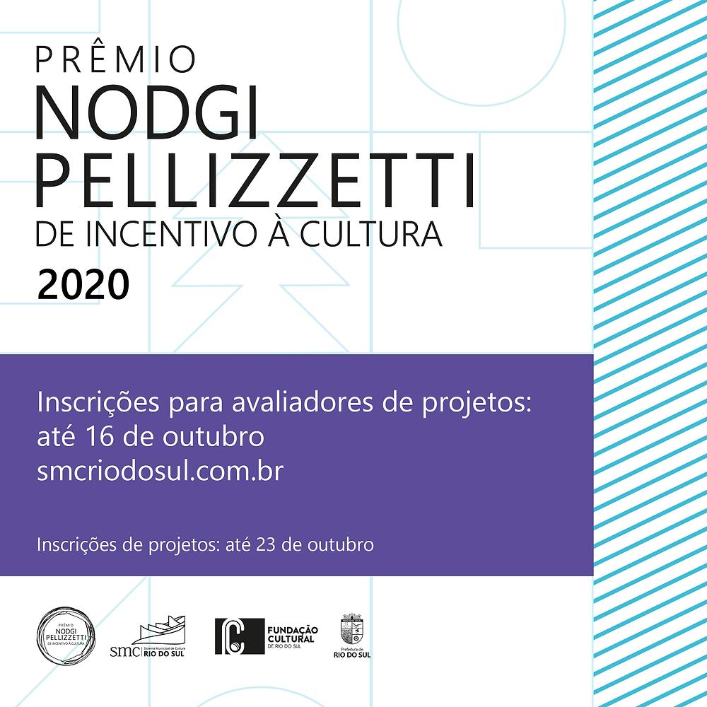 Profissionais para analisar projetos culturais de Rio do Sul têm até 16 de outubro para se inscreverem