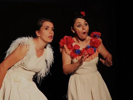 Trip Teatro apresenta Sou Lenda, Sou Maria para estudantes de Rio do Sul