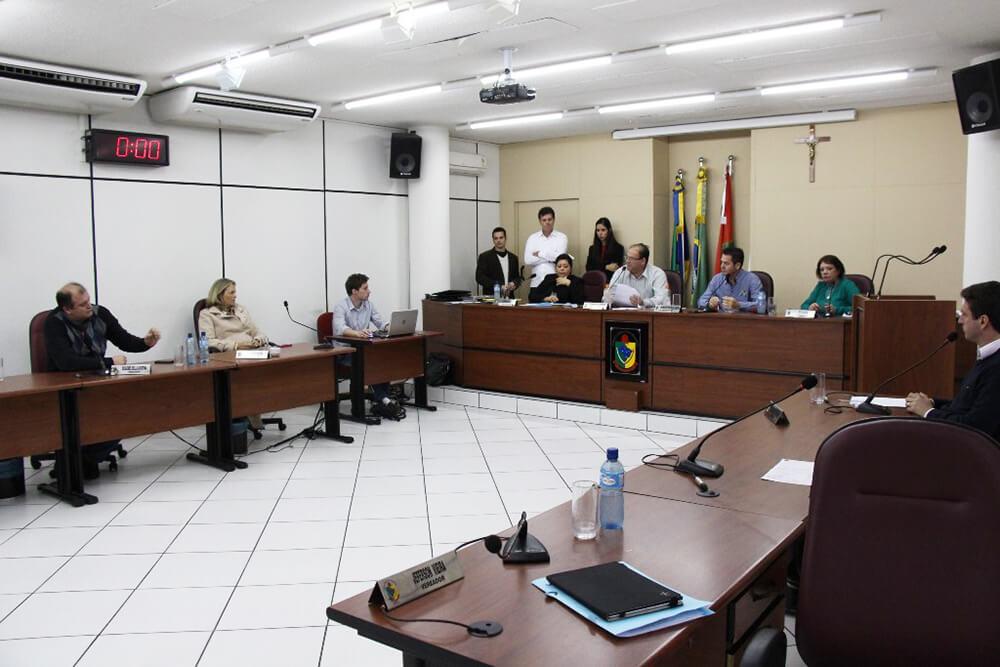 Câmara de Vereadores aprovou o projeto de lei por unanimidade | Foto: Tiago Amado