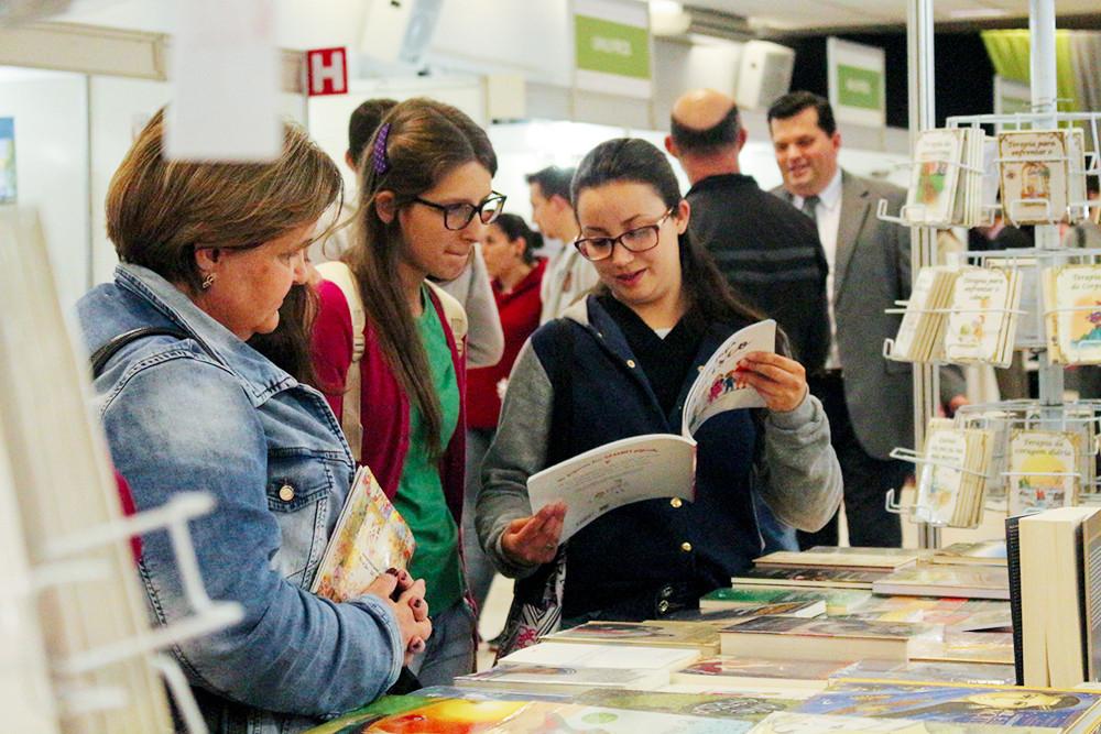 Cerca de 2.050 visitantes passaram pelo evento que segue até domingo, dia 18 | Foto: Tiago Amado