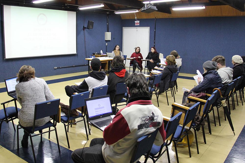 Inscrições abertas para a última atividade de formação para o Prêmio Nodgi Pellizzetti de Incentivo à Cultura