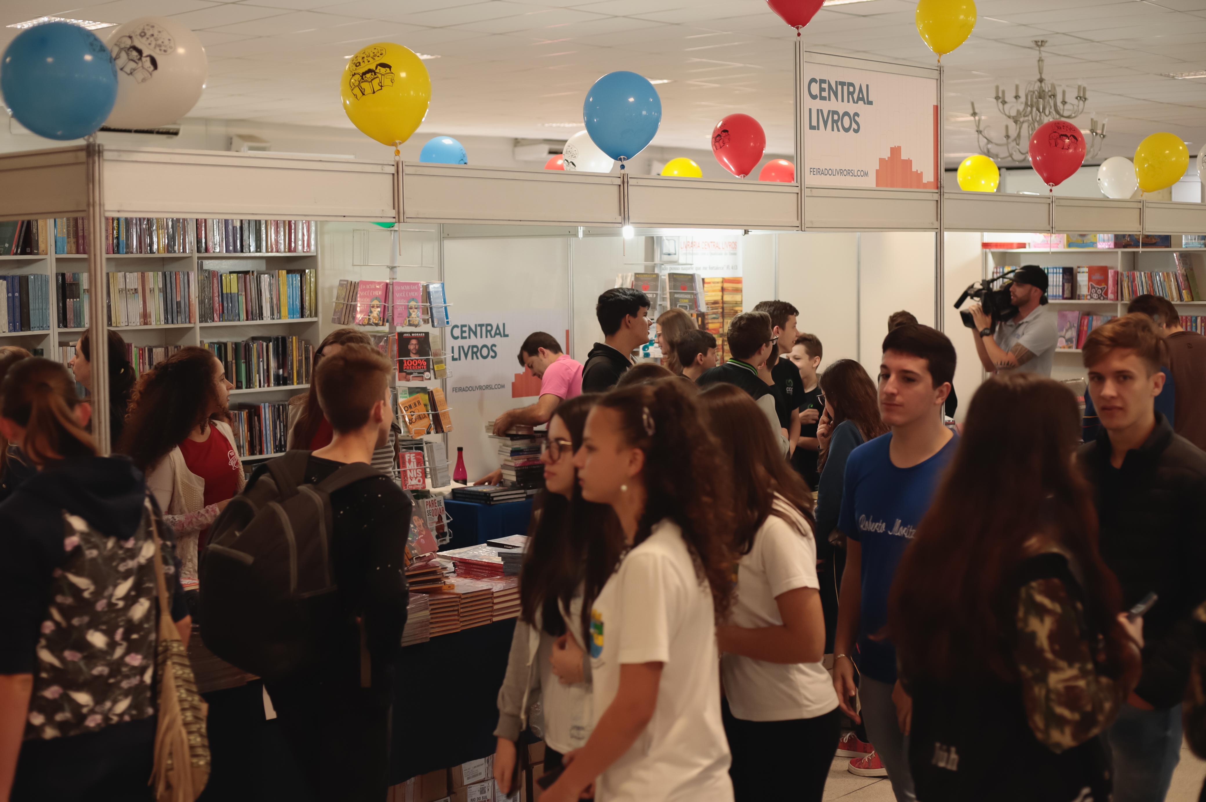Feira do Livro de Rio do Sul 2019