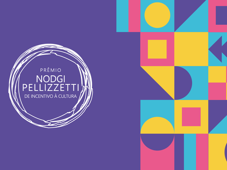 Prêmio Nodgi Pellizzetti de Incentivo à Cultura lança edital para projetos de Rio do Sul