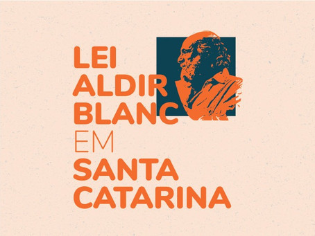 Lei Aldir Blanc em SC: Trabalhadores e Trabalhadoras da Área Cultural Podem Solicitar a Renda Emerge