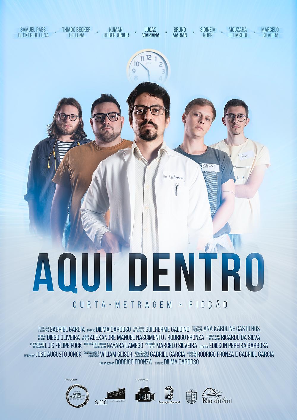 Filme é resultado do projeto Cinelab_rsl, contemplado pelo Prêmio Nodgi Pellizzetti de Incentivo à Cultura