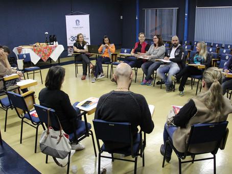 Projeto Pé na Cena reúne educadores de arte em Rio do Sul