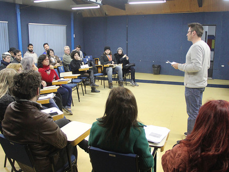 Fundação Cultural de Rio do Sul realiza orientação sobre o Prêmio Nodgi Pellizzetti