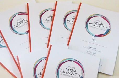 Prêmio Nodgi Pellizzetti de Incentivo à Cultura de Rio do Sul recebe inscrições de 90 projetos