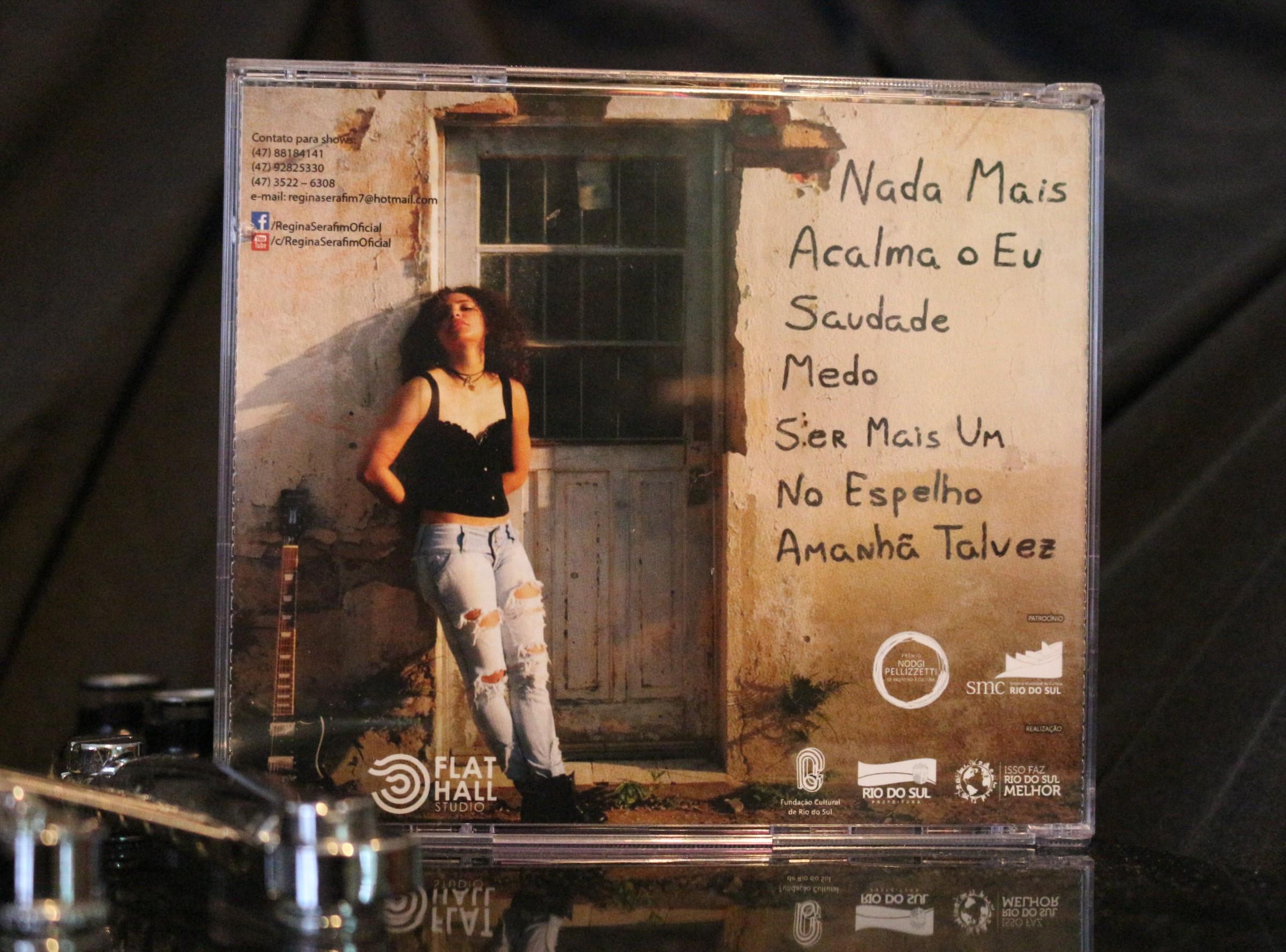Gravação e Prensangem de CD
