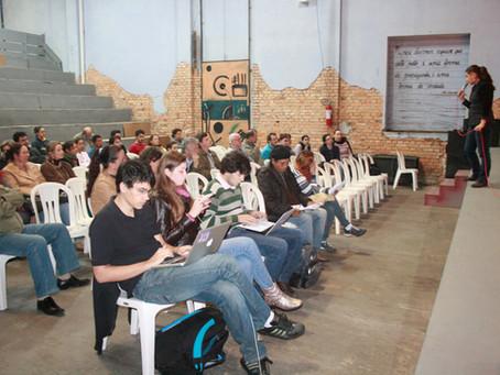 Pré-conferência de Formação em Cultura reúne 50 pessoas