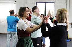 Tanz in Rio do Sul