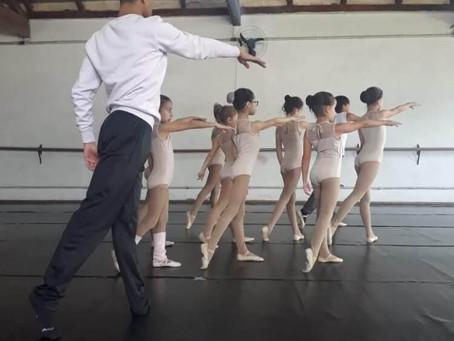 Projeto Giro das Danças 2019 encerra com apresentação coreográfica