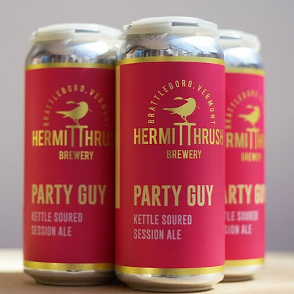 Hermit Thrush Party Guy Sour
