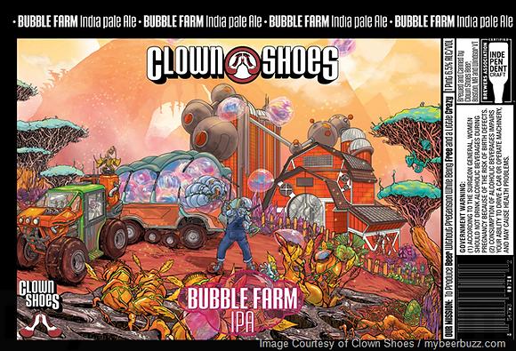 Clown Shoes Bubble Farm