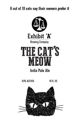 Exhibit A Cat's Meow