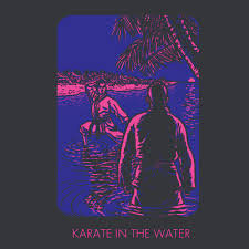 Beard Karate in The Water
