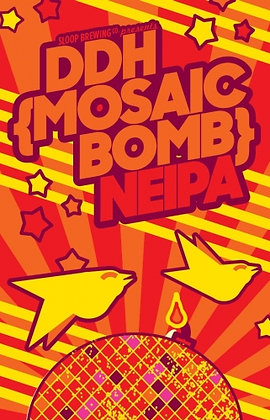 Sloop Mosaic Bomb
