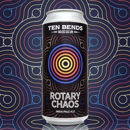 Ten Bends Rotary Chaos