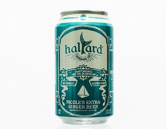 Halyard Nicole's Ginger Beer
