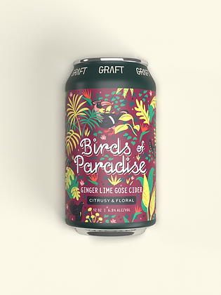 Birds Of Paradise Citrusy & Floral