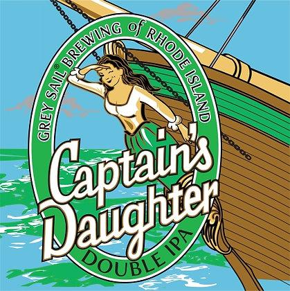 Grey Sail Captain�s Daughter