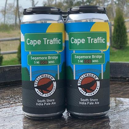 Stellwagen Cape Trafic