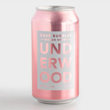 Underwood Rose' Sparkling Can