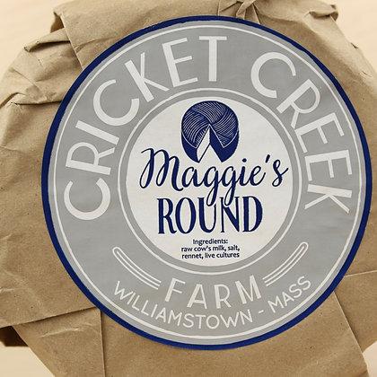 Cricket Creek Maggie's Round