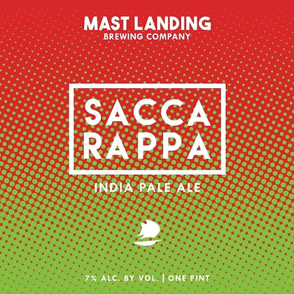 Mast Landing Saccarappa