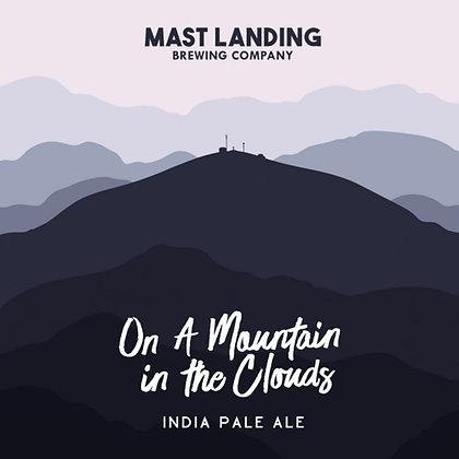 Mast Landing On A Mountain