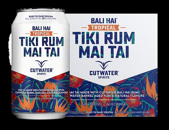 Cutwater Tiki Rum Mai Tai
