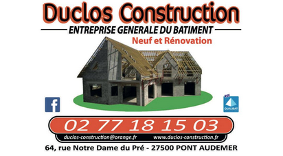 Duclos Construction Site