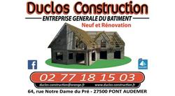 Duclos Construction Site