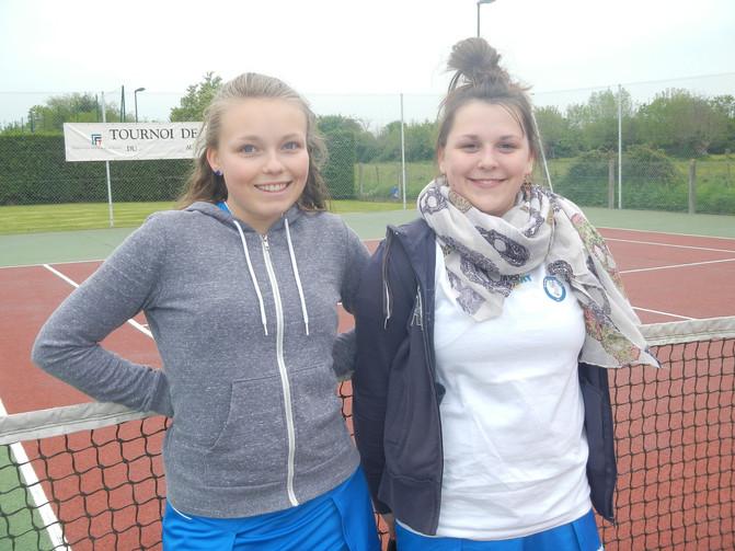 Les Demoiselles du SPAC Tennis - campagne 2013